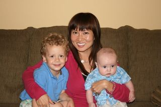 Carter, Sook and Will